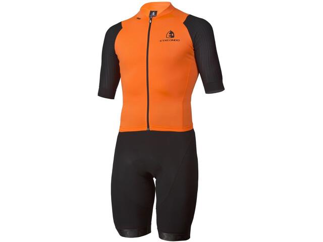 Etxeondo Bat Complet Suit orange